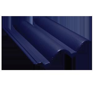 หลังคา CT เวนิส สีน้ำเงินกรอตโต รุ่นพรีเมี่ยม ตราเพชร