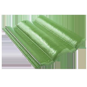 หลังคา CT แกรนออนดา สีเขียวผ่องใส รุ่นพรีเมี่ยม ตราเพชร
